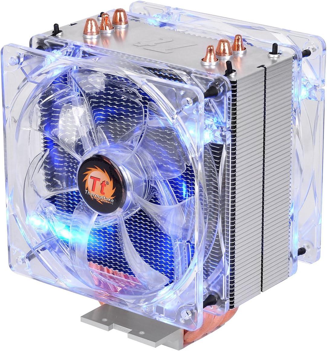 Thermaltake Contac 39 - Ventilador de PC (Enfriador, Procesador ...