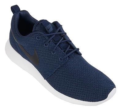 acheter populaire ada5e 05cab Nike NIKE ROSHERUN-43 - 9.5 Homme 511881-405-43 - 9.5 Bleu ...