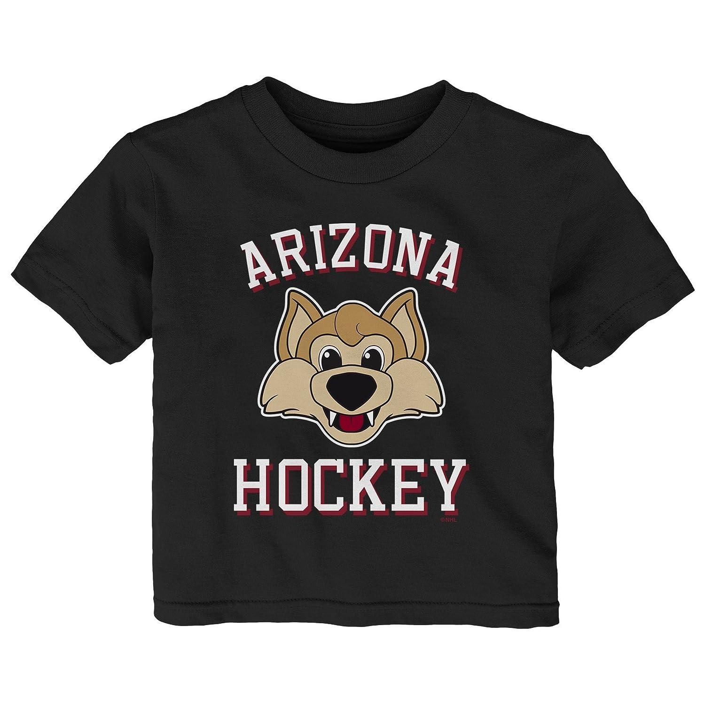 公式の店舗 (Arizona NHL Coyotes, 18 (Arizona Months, Black) - NHL B0764191KH unisex-child