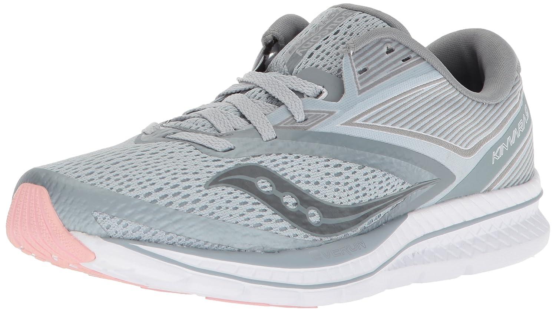 gris Blanc Saucony Kinvara 9, Chaussures de Fitness Femme 35.5 EU