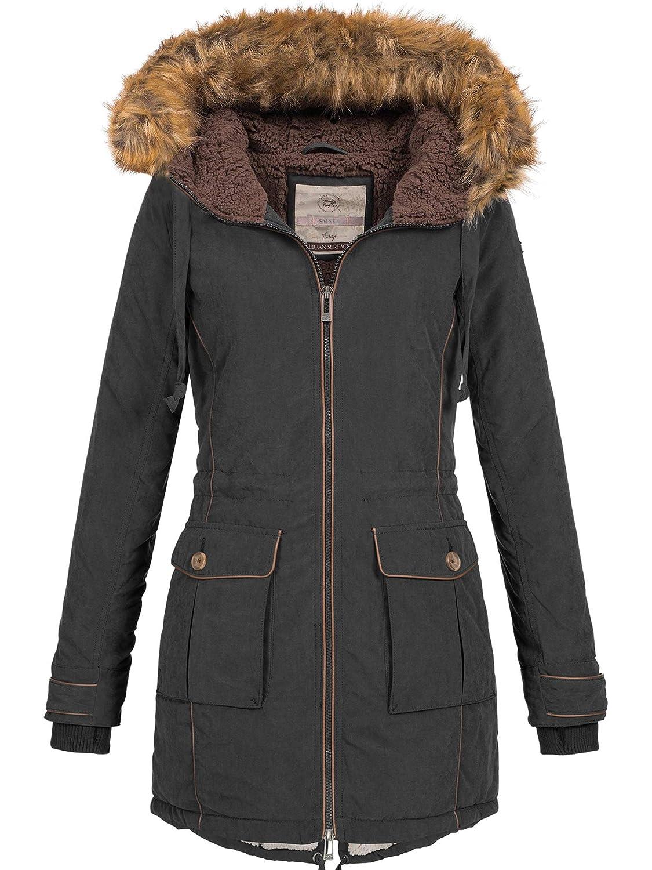 Cappotto Invernale con Cappuccio Urban Surface D5341X44418A