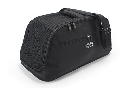 c6582eb1633 Amazon.com : Sleepypod Air In-Cabin Pet Carrier, Jet Black : Soft ...