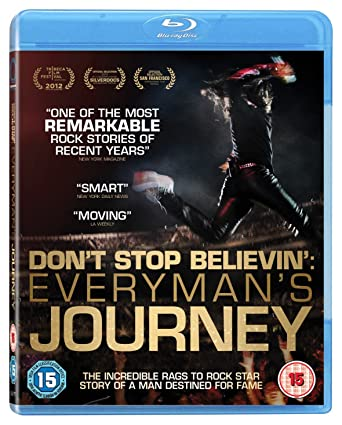 3a000ab8001a7 Don't Stop Believin': Everyman's Journey [Blu-ray]: Amazon.co.uk ...