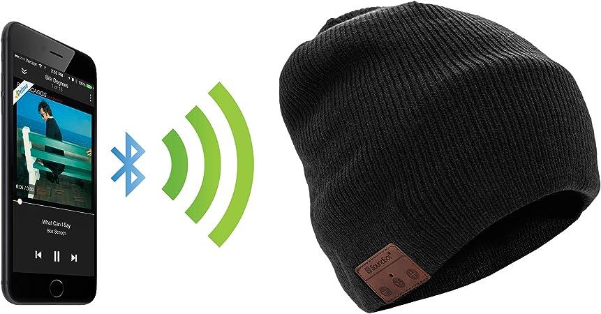 SoundBot SB210 HD Stereo Bluetooth 4.1 Gorro wireless: Amazon.es: Electrónica