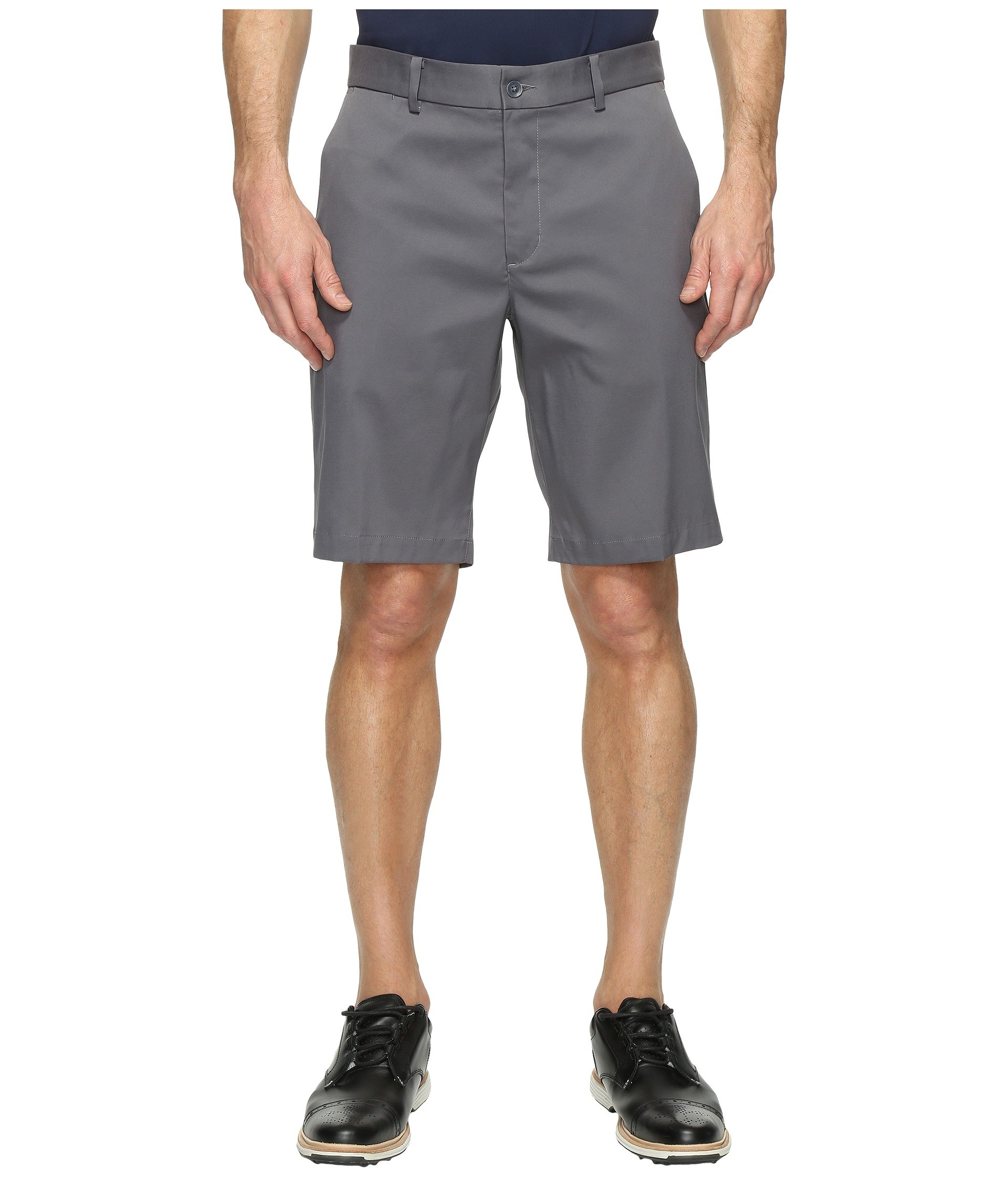 Nike Men's Flex Core Golf Shorts, Dark Grey, 38 by Nike