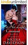 At His Lady's Command (Surrey SFS Book 4)