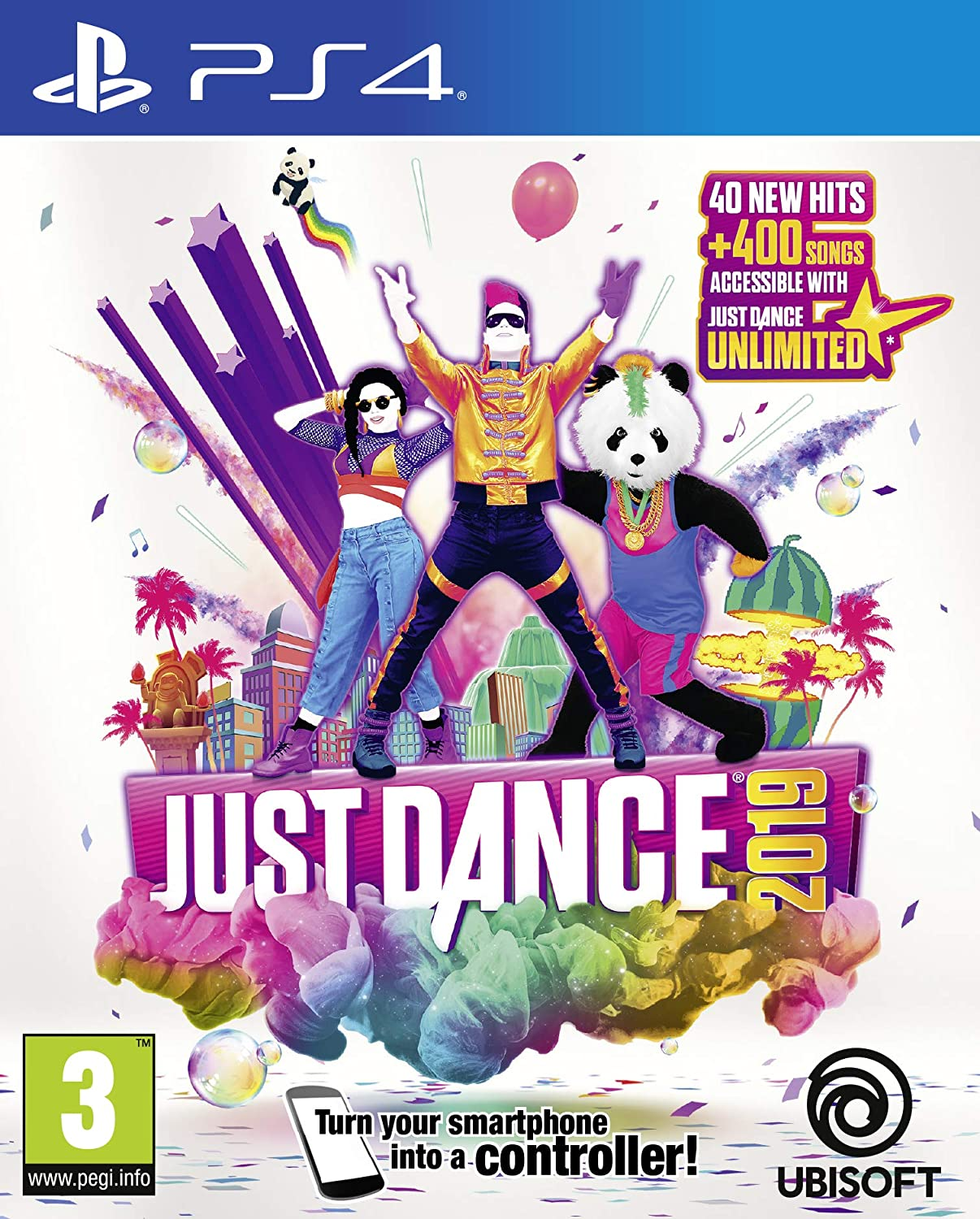 Ubisoft Just Dance 2019 Básico PlayStation 4 Inglés vídeo - (Juego ...