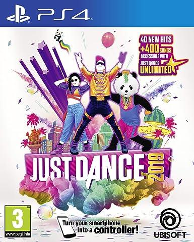 Ubisoft Just Dance 2019 Básico PlayStation 4 Inglés vídeo - (Juego Importación inglesa): Amazon.es: Videojuegos
