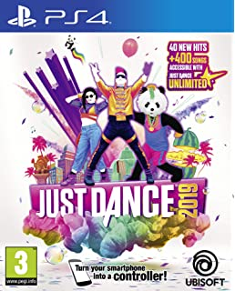Just Dance 2019 Playstation 4 Sony Amazon Es Videojuegos