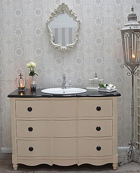 País & Amor de Muebles de baño GmbH Genoa: rústico de Lavabo,