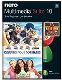 Nero Multimedia Suite 10 + film DVD Copains pour Toujours