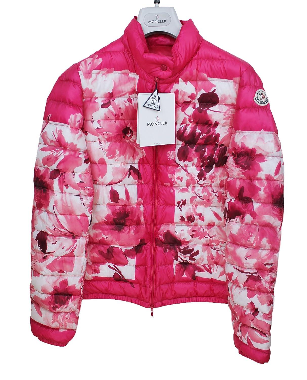 Moncler giubbotto Original rosa giacca Piumino Alisia modello donna 8q5FwPf