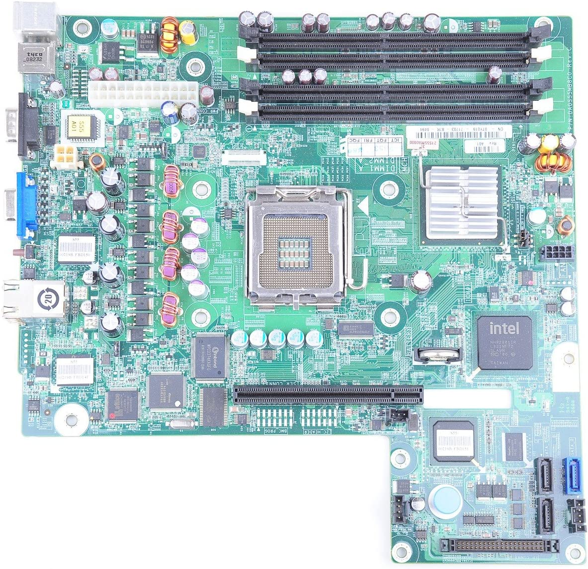DELL 0TY019 Poweredge R200 System Board