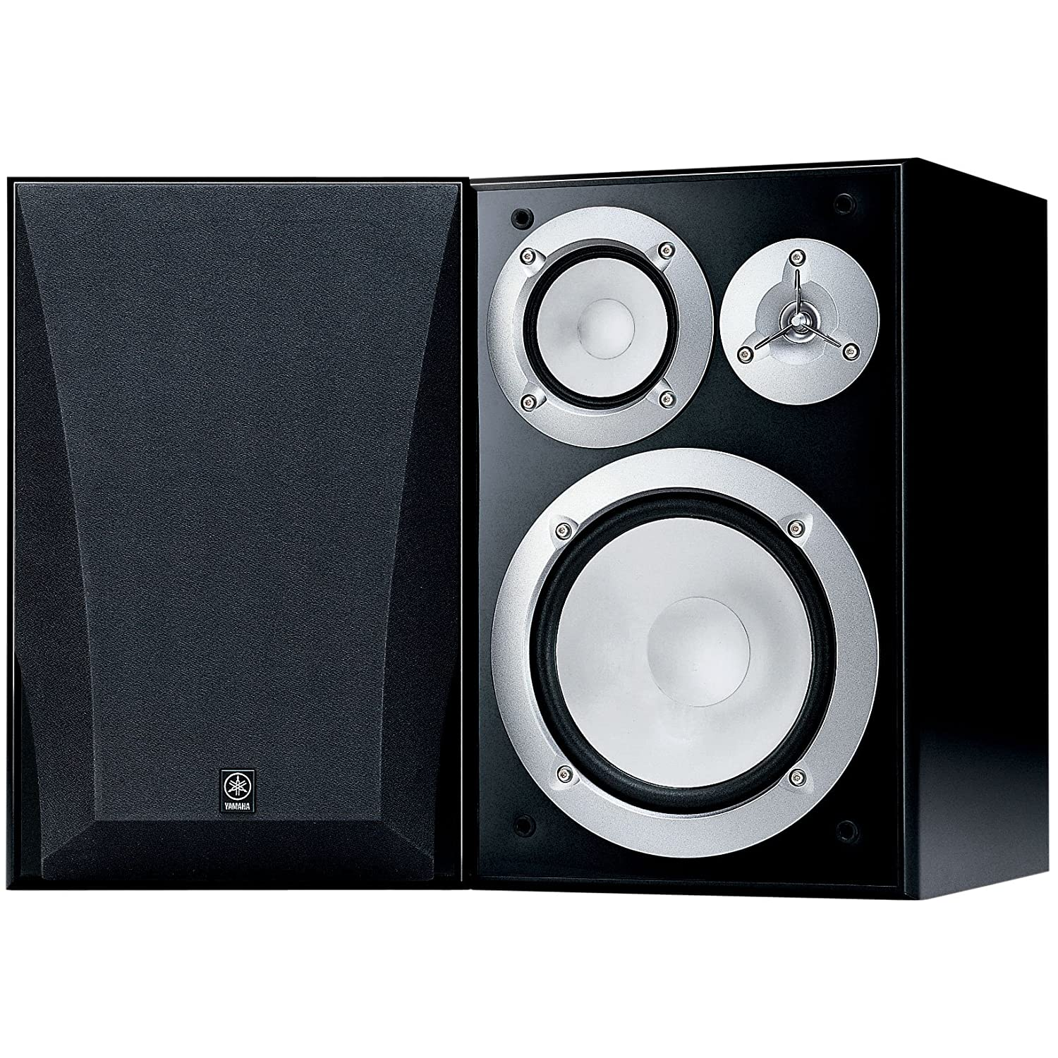 Yamaha NS-6490 Bookshelf Speakers