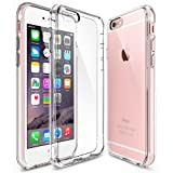 iPhone 7 Case, iPhone 8 Case, [Fusion]  Crystal Clear Back TPU Gel Case [Drop Protection/Shock Absorption Technology] For Apple iPhone 7 Case, Apple iPhone 8 Case (Compatible With iPhone 8 Screen Protector)
