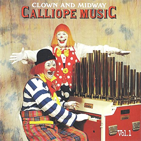 Royalty free calliope music download background stock audio.