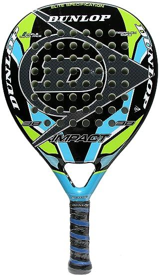 Pala de padel - Dunlop Impact Black 2015: Amazon.es: Deportes y aire libre