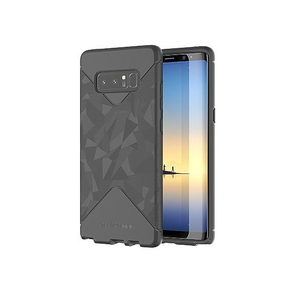 the best attitude 5614e 2df49 Tech21 Evo Tactical Case for Galaxy Note8 - Black