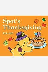 Spot's Thanksgiving Board book