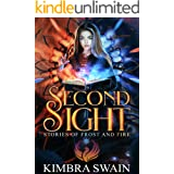 Second Sight (Stories of Frost and Fire Book 2)