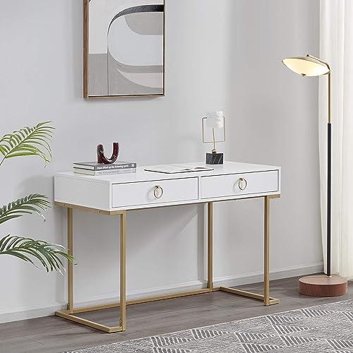 BELLEZE Modern Home Office Computer Desk - the best modern office desk for the money
