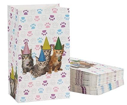 Amazon Cat Party Favor Bags