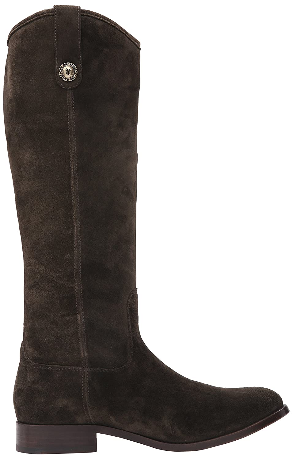 FRYE Women's Melissa Button Boot B0193XNV28 6 B(M) US|Fatigue-77173