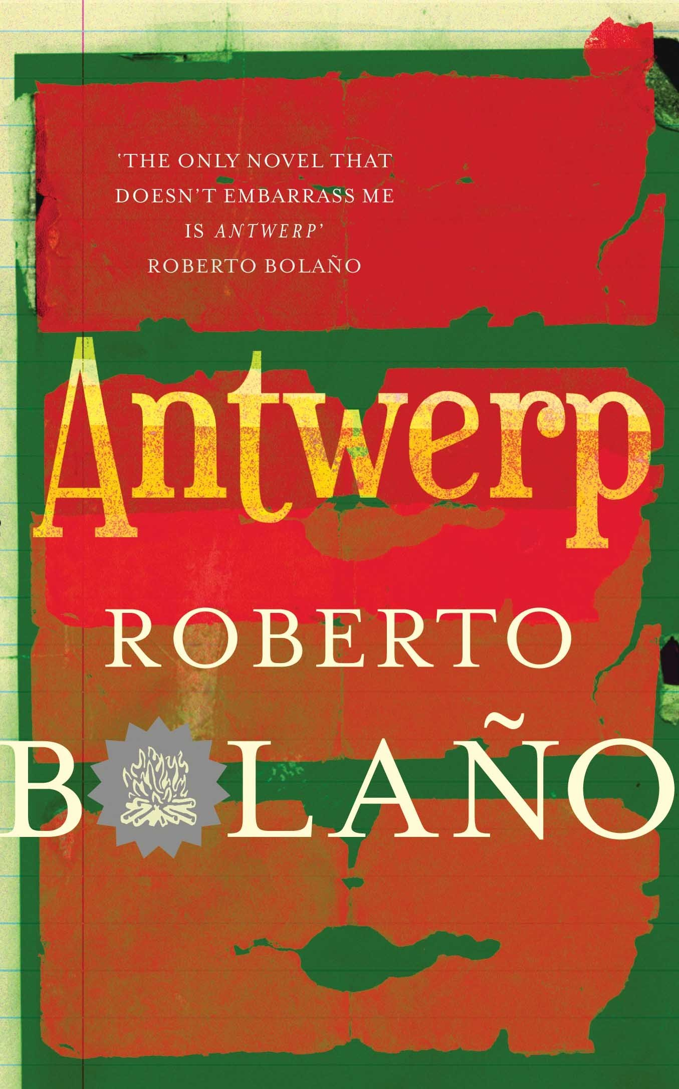 Roberto Bolano - Antwerp (2002)