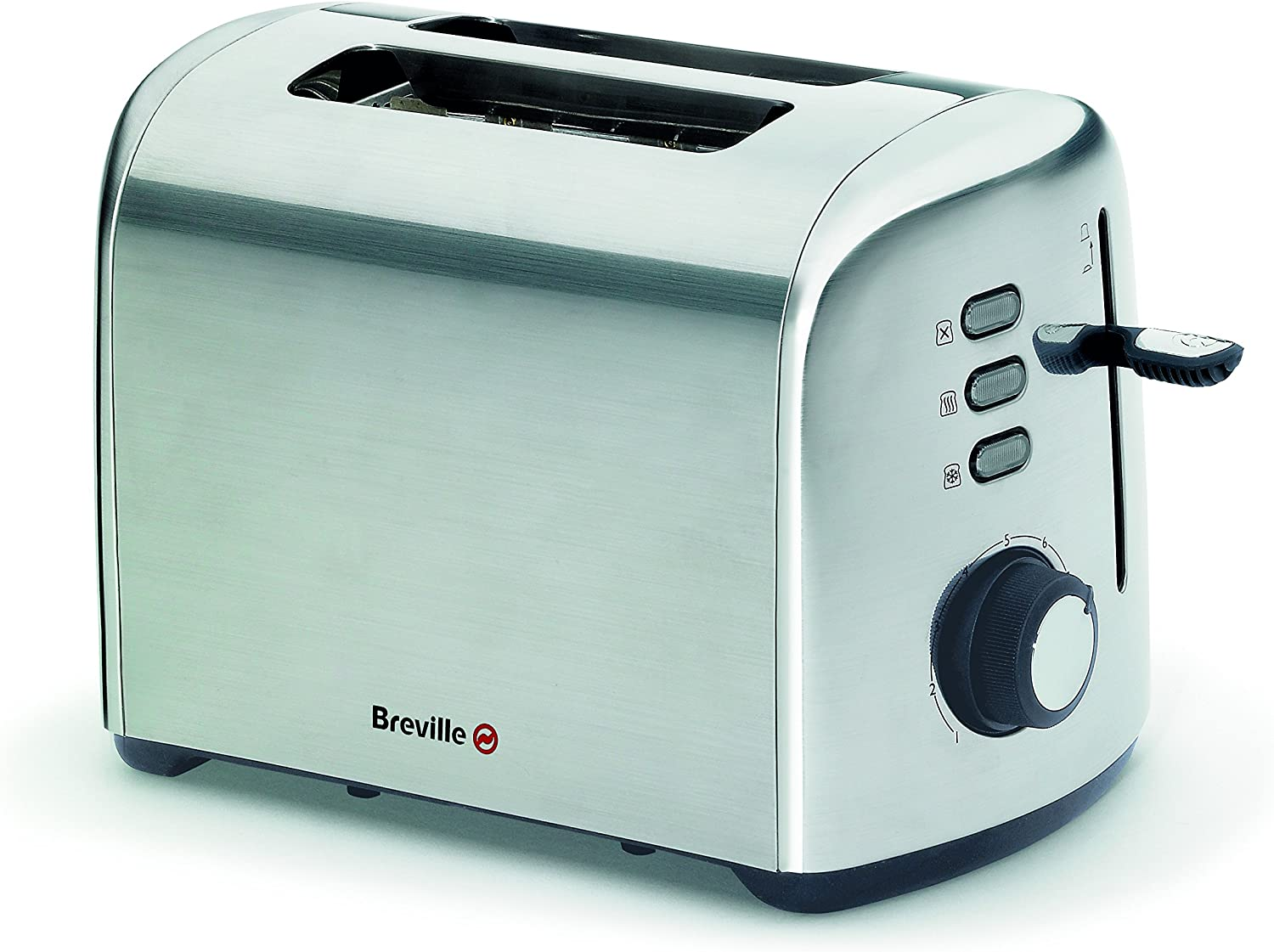 Breville BRVTT505X Brushed Stainless Toaster, 220-240 Volt/ 50 Hz, (INTERNATIONAL VOLTAGE & PLUG) FOR OVERSEAS USE ONLY WILL NOT WORK IN THE US, OUR PRODUCT ARE BRAND NEW, WE DO NOT SELL USED OR REFERBUSHED PRODUCTS.
