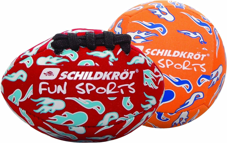 Schildkröt Fun Sports - Juego de Pelotas pequeñas de Neopreno (9 ...