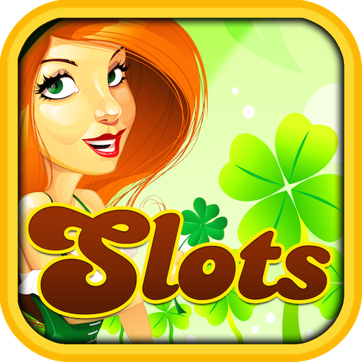 Lucky Jackpot of Las Vegas Party Casino - Leprechaun Slots Games for Android & Kindle Fire (1up Casino Kindle Fire)