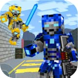 free block games - Rescue Robots Survival Games (free)