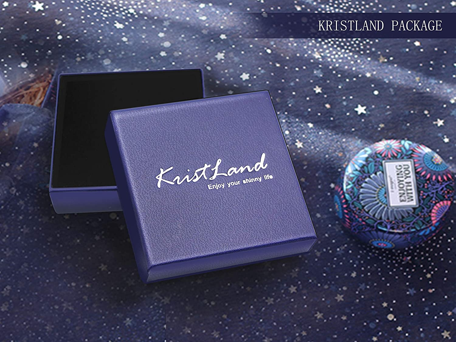 KristLand Elegant Luxury Rose Snowflakes Sun Flower Sparkle Cubic Zirconia Women Weddings Brooch Pin Necklacle Pendant//White Gold Plated//Double-wear//Scarfs//Outfits
