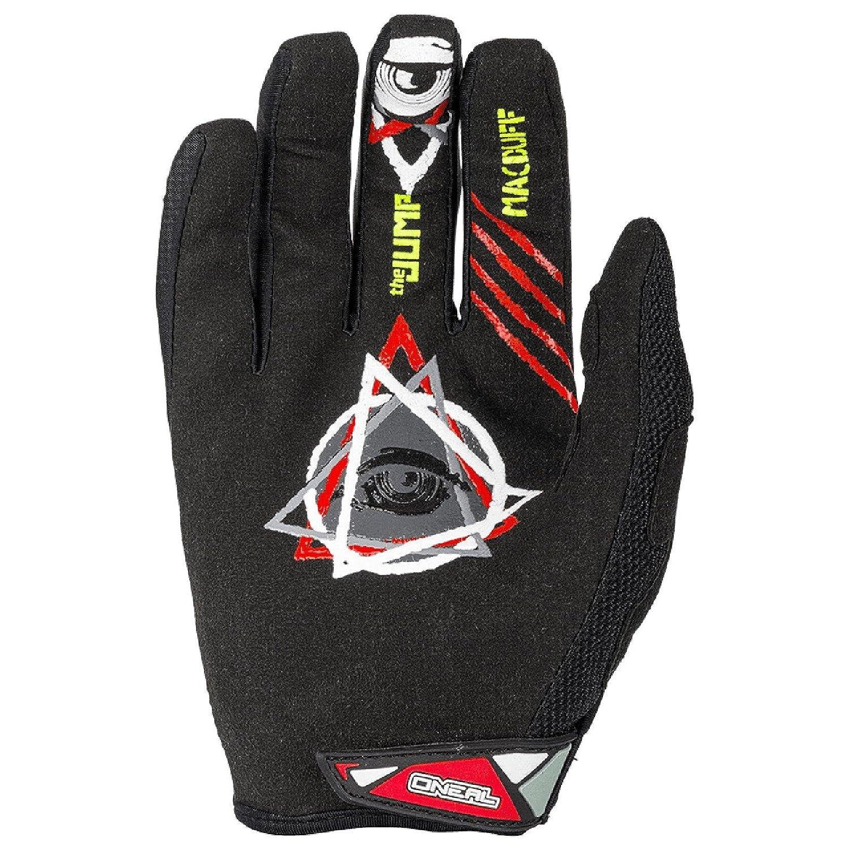 Oneal Mayhem 2018 Matt MacDuff Signature Motocross Gloves S Multi 0385-968
