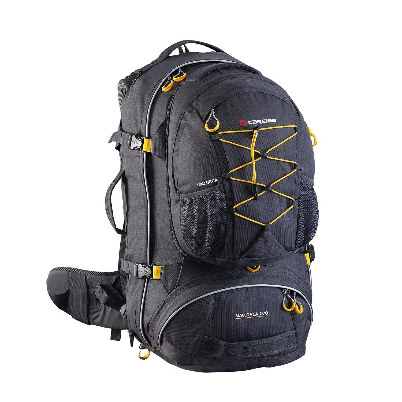 Amazon.com : Caribee Mallorca Backpack, Black,