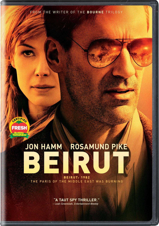DVD : Beirut (DVD)