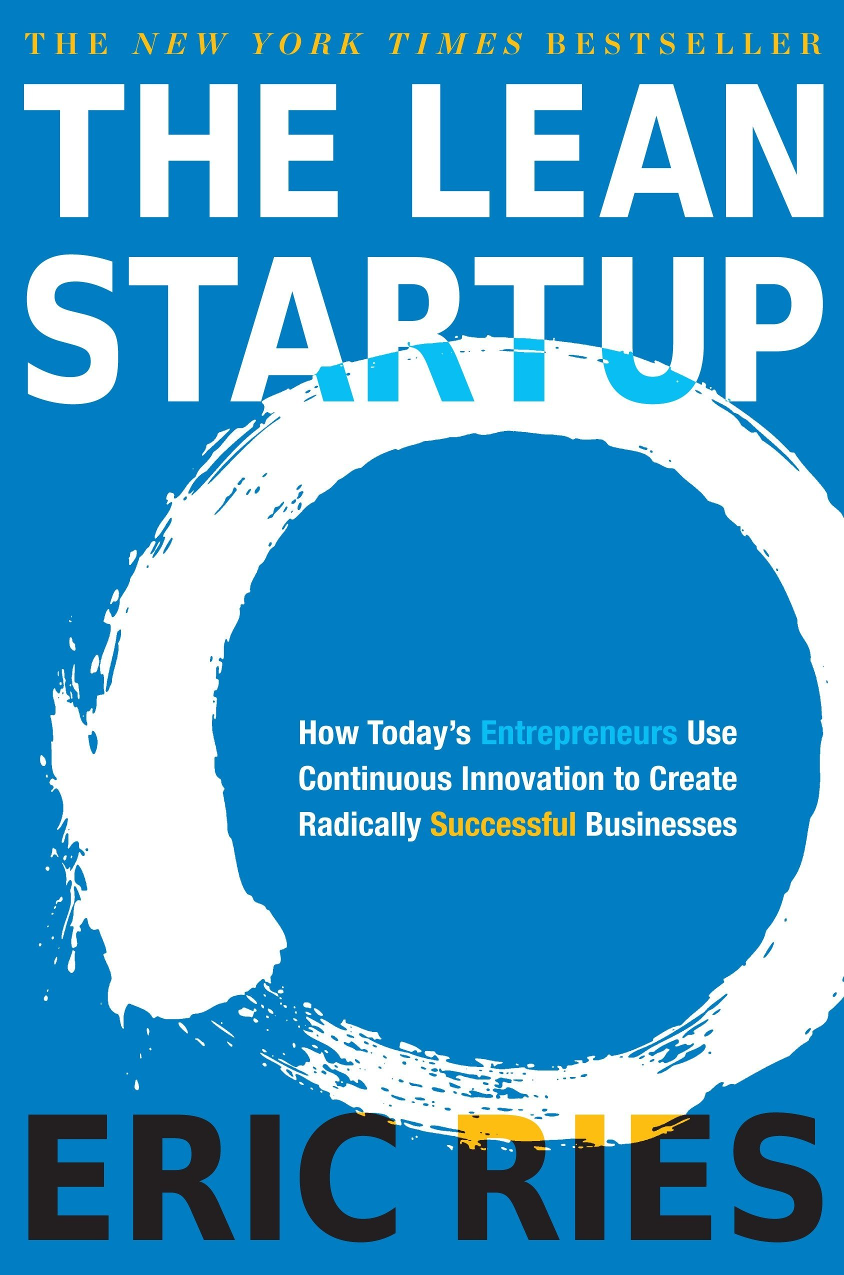 Best Business Books: The Lean Startup