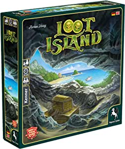 Loot Island Tabletop Game