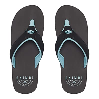 3f68541e4 Animal Mens BAZIL FLIP Flop  Amazon.co.uk  Shoes   Bags