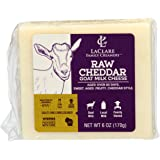 Laclare Farm, Cheddar Goat Raw, 6 Ounce