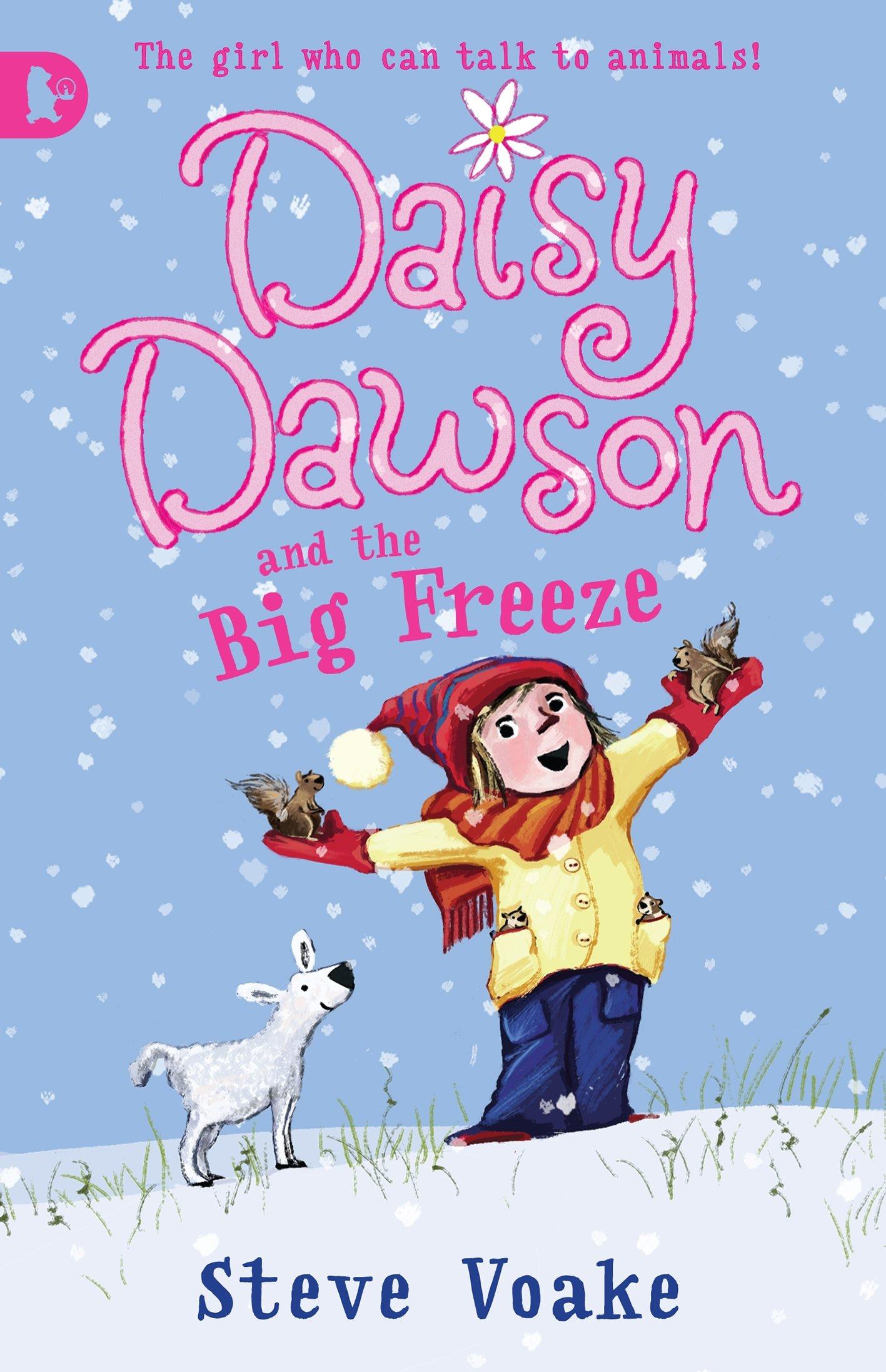 Daisy Dawson and the Big Freeze (Walker Racing Reads): Amazon.co.uk: Steve  Voake, Jessica Meserve: 9781406311020: Books