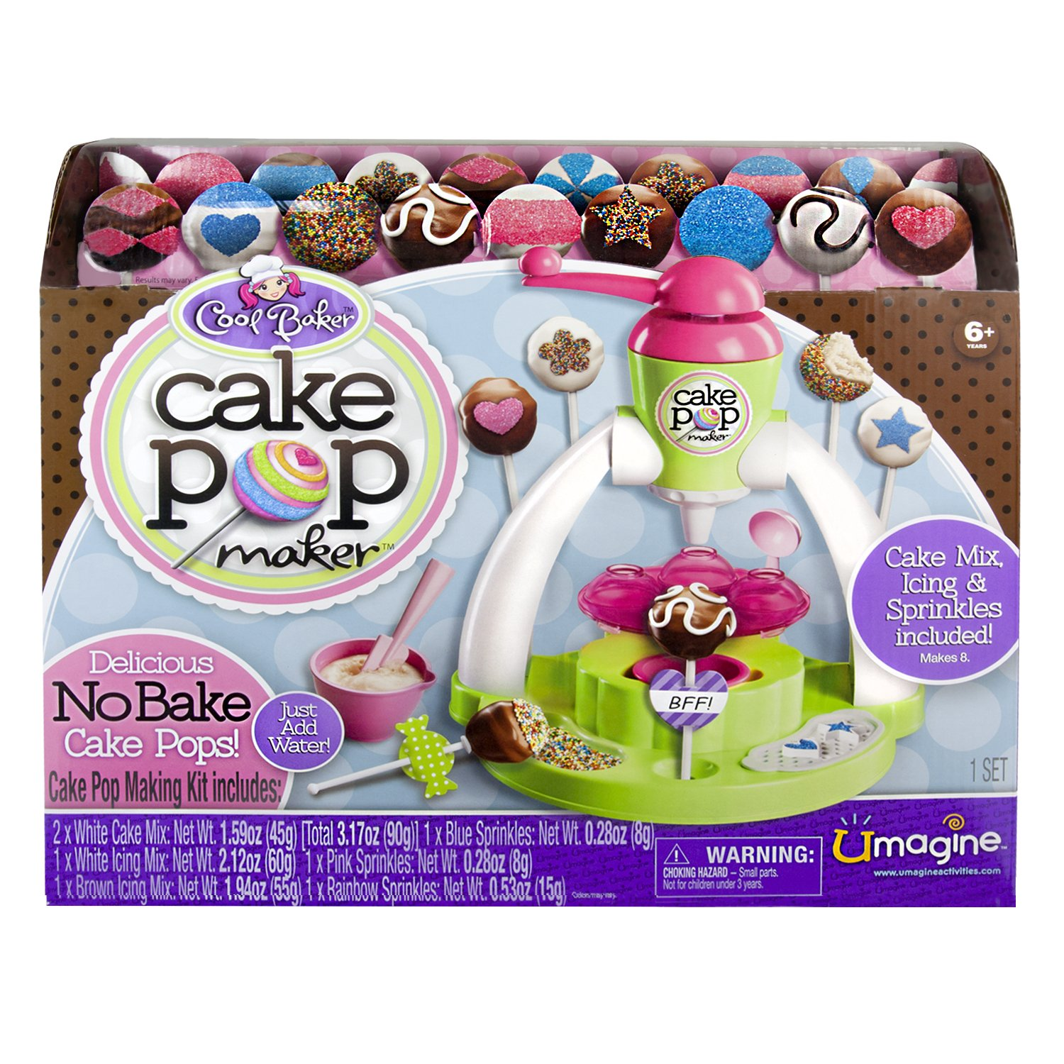 Cool Baker Cake Pop Maker by Umagine (Image #2)