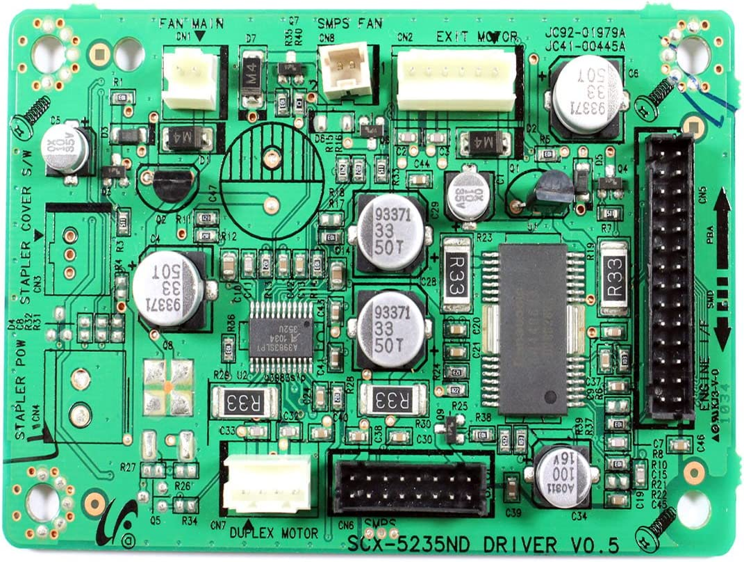 OEM Genuine Dell 2335DN Driver Printer Board NU679