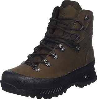 ac5f86aa5b7d0d Hanwag Men s Yukon Wide High Rise Hiking Shoes  Amazon.co.uk  Shoes ...