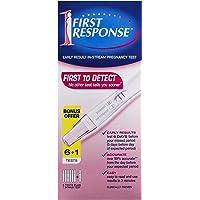 First Response Pregnancy Instream 6+1 Test