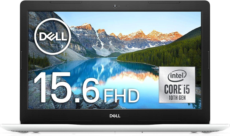 Dell ノートパソコン Inspiron 15 3593 ホワイト