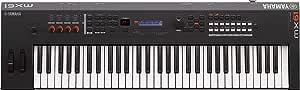 Yamaha MX61 Music Production Synthesizer, 61-Key, Black
