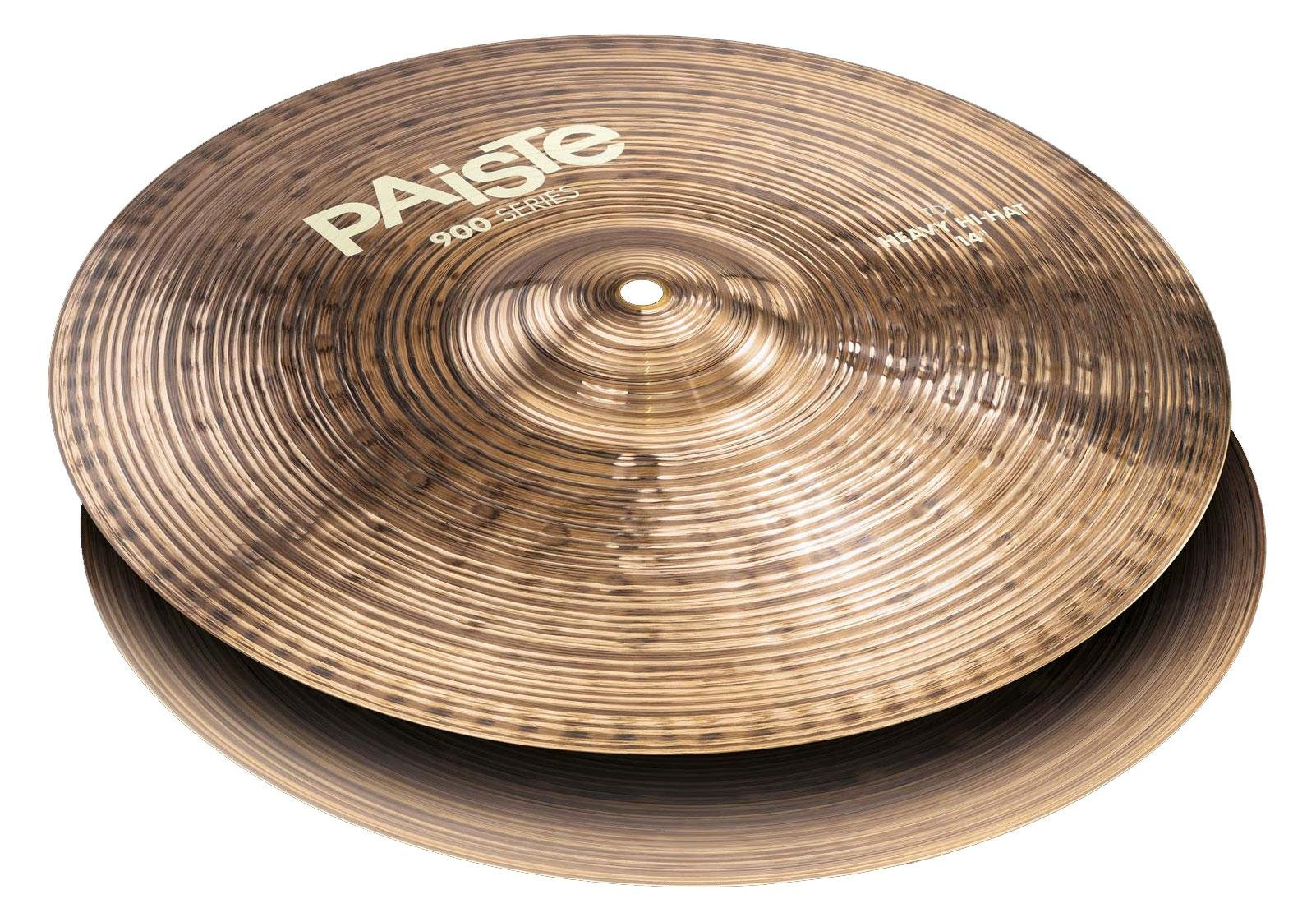 Paiste 14 Inches 900 Series Heavy Hi-Hat Cymbals by Paiste