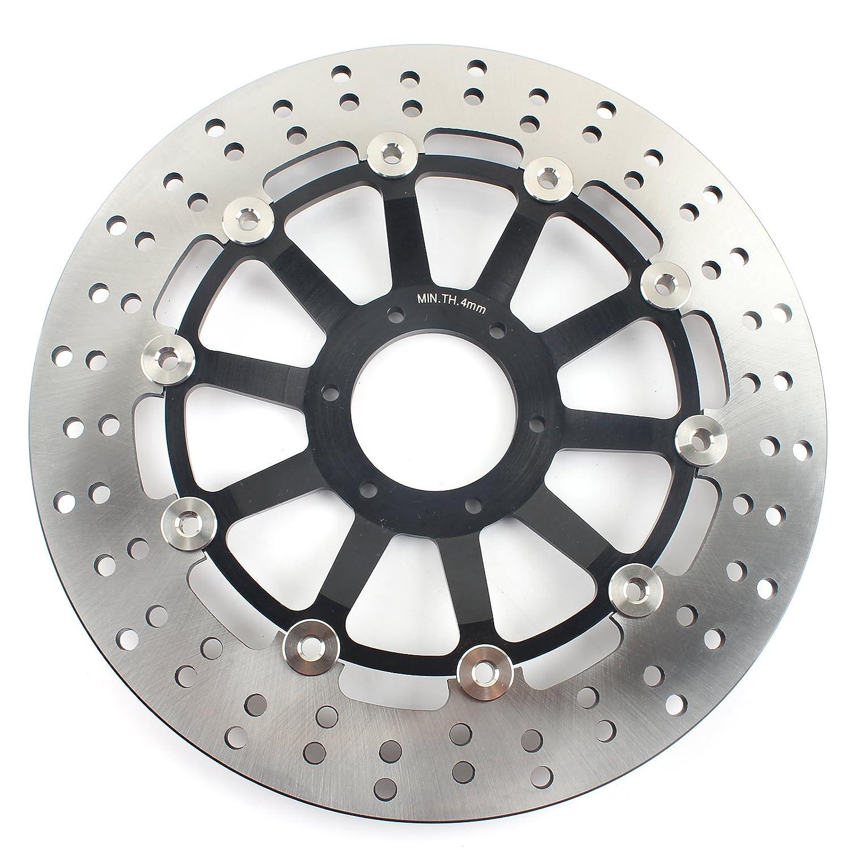 TARAZON 2x Disco Dischi Freno Anteriore per CBR 600 F CBR600F4 SuperSport 99 00// XL 1000 V Varadero SD01 SC02 SD02 SD03 1999-2012// CBR 600 F F4 99 00// CBR 900 RR Fireblade 92 93
