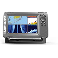 $399 » Lowrance HOOK2 7 - 7-inch Fish Finder with TripleShot Transducer and US Inland Lake Maps…